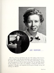 Page 11, 1951 Edition, Coon High School - Cocoon Yearbook (Wilson, NC) online yearbook collection