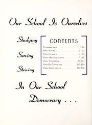 Page 8, 1951 Edition, Coon High School - Cocoon Yearbook (Wilson, NC) online yearbook collection