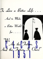 Page 9, 1951 Edition, Coon High School - Cocoon Yearbook (Wilson, NC) online yearbook collection