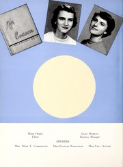 Page 6, 1952 Edition, Coon High School - Cocoon Yearbook (Wilson, NC) online yearbook collection