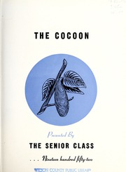 Page 7, 1952 Edition, Coon High School - Cocoon Yearbook (Wilson, NC) online yearbook collection