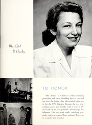 Page 9, 1952 Edition, Coon High School - Cocoon Yearbook (Wilson, NC) online yearbook collection