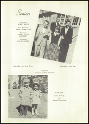 Page 11, 1952 Edition, Mars Hill High School - Azalea Yearbook (Mars Hill, NC) online yearbook collection