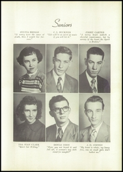Page 13, 1952 Edition, Mars Hill High School - Azalea Yearbook (Mars Hill, NC) online yearbook collection
