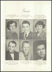 Page 15, 1952 Edition, Mars Hill High School - Azalea Yearbook (Mars Hill, NC) online yearbook collection
