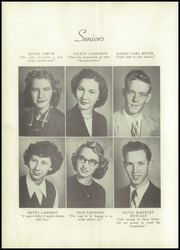 Page 16, 1952 Edition, Mars Hill High School - Azalea Yearbook (Mars Hill, NC) online yearbook collection