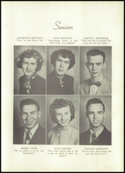 Page 17, 1952 Edition, Mars Hill High School - Azalea Yearbook (Mars Hill, NC) online yearbook collection