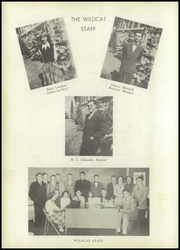 Page 6, 1952 Edition, Mars Hill High School - Azalea Yearbook (Mars Hill, NC) online yearbook collection