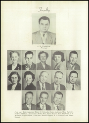 Page 8, 1952 Edition, Mars Hill High School - Azalea Yearbook (Mars Hill, NC) online yearbook collection