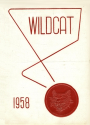 1958 Edition, Mars Hill High School - Azalea Yearbook (Mars Hill, NC)
