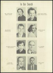 Page 16, 1958 Edition, Mars Hill High School - Azalea Yearbook (Mars Hill, NC) online yearbook collection