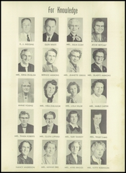 Page 17, 1958 Edition, Mars Hill High School - Azalea Yearbook (Mars Hill, NC) online yearbook collection