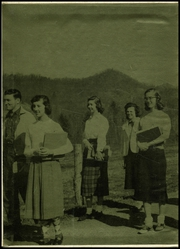 Page 2, 1958 Edition, Mars Hill High School - Azalea Yearbook (Mars Hill, NC) online yearbook collection
