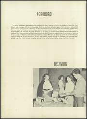 Page 8, 1958 Edition, Mars Hill High School - Azalea Yearbook (Mars Hill, NC) online yearbook collection