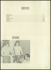 Page 9, 1958 Edition, Mars Hill High School - Azalea Yearbook (Mars Hill, NC) online yearbook collection