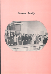 Page 11, 1959 Edition, Stedman High School - Macofitz Yearbook (Stedman, NC) online yearbook collection
