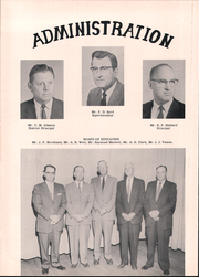 Page 8, 1959 Edition, Stedman High School - Macofitz Yearbook (Stedman, NC) online yearbook collection