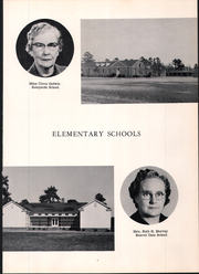 Page 11, 1961 Edition, Stedman High School - Macofitz Yearbook (Stedman, NC) online yearbook collection