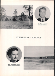 Page 12, 1961 Edition, Stedman High School - Macofitz Yearbook (Stedman, NC) online yearbook collection