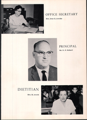 Page 9, 1961 Edition, Stedman High School - Macofitz Yearbook (Stedman, NC) online yearbook collection