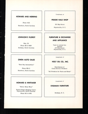 Page 127, 1964 Edition, Stedman High School - Macofitz Yearbook (Stedman, NC) online yearbook collection