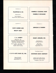 Page 128, 1964 Edition, Stedman High School - Macofitz Yearbook (Stedman, NC) online yearbook collection