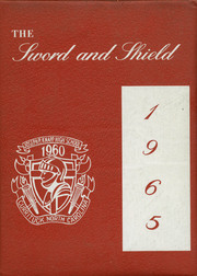 1960 Edition, Knapp High School - Sword and Shield Yearbook (Currituck, NC)