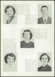 Page 12, 1952 Edition, Bethel High School - Pisgahteer Yearbook (Waynesville, NC) online yearbook collection