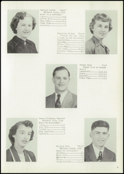 Page 13, 1952 Edition, Bethel High School - Pisgahteer Yearbook (Waynesville, NC) online yearbook collection