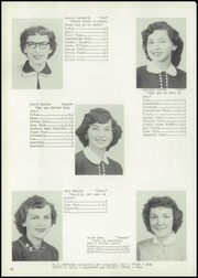 Page 14, 1952 Edition, Bethel High School - Pisgahteer Yearbook (Waynesville, NC) online yearbook collection