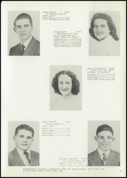 Page 15, 1952 Edition, Bethel High School - Pisgahteer Yearbook (Waynesville, NC) online yearbook collection
