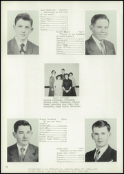 Page 16, 1952 Edition, Bethel High School - Pisgahteer Yearbook (Waynesville, NC) online yearbook collection