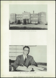 Page 6, 1952 Edition, Bethel High School - Pisgahteer Yearbook (Waynesville, NC) online yearbook collection
