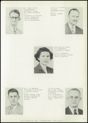 Page 9, 1952 Edition, Bethel High School - Pisgahteer Yearbook (Waynesville, NC) online yearbook collection