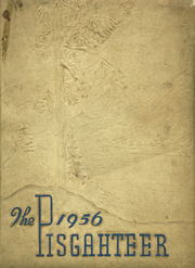 1956 Edition, Bethel High School - Pisgahteer Yearbook (Waynesville, NC)