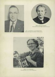 Page 12, 1956 Edition, Bethel High School - Pisgahteer Yearbook (Waynesville, NC) online yearbook collection