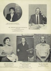 Page 13, 1956 Edition, Bethel High School - Pisgahteer Yearbook (Waynesville, NC) online yearbook collection