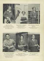 Page 15, 1956 Edition, Bethel High School - Pisgahteer Yearbook (Waynesville, NC) online yearbook collection