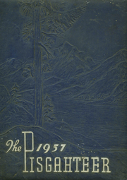 Page 1, 1957 Edition, Bethel High School - Pisgahteer Yearbook (Waynesville, NC) online yearbook collection