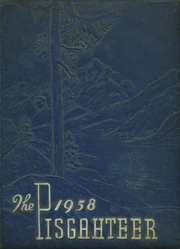 Page 1, 1958 Edition, Bethel High School - Pisgahteer Yearbook (Waynesville, NC) online yearbook collection