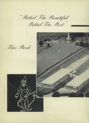 Page 6, 1959 Edition, Bethel High School - Pisgahteer Yearbook (Waynesville, NC) online yearbook collection