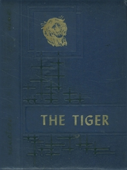 Page 1, 1959 Edition, Brawley High School - Tiger Yearbook (Scotland Neck, NC) online yearbook collection