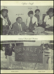 Page 11, 1959 Edition, Brawley High School - Tiger Yearbook (Scotland Neck, NC) online yearbook collection