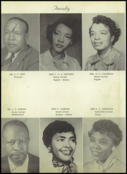 Page 12, 1959 Edition, Brawley High School - Tiger Yearbook (Scotland Neck, NC) online yearbook collection