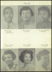 Page 15, 1959 Edition, Brawley High School - Tiger Yearbook (Scotland Neck, NC) online yearbook collection