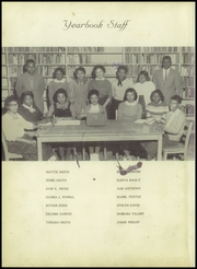 Page 8, 1959 Edition, Brawley High School - Tiger Yearbook (Scotland Neck, NC) online yearbook collection