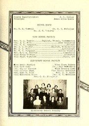 Page 15, 1942 Edition, Wentworth High School - Golden Leaves Yearbook (Wentworth, NC) online yearbook collection