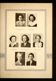 Page 17, 1947 Edition, Wentworth High School - Golden Leaves Yearbook (Wentworth, NC) online yearbook collection