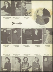 Page 11, 1951 Edition, Wentworth High School - Golden Leaves Yearbook (Wentworth, NC) online yearbook collection