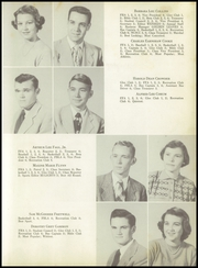 Page 15, 1951 Edition, Wentworth High School - Golden Leaves Yearbook (Wentworth, NC) online yearbook collection
